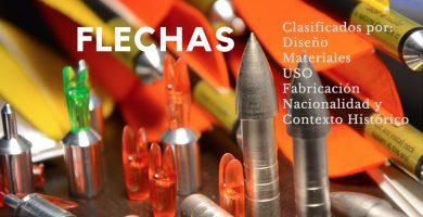 FLECHAS TIPOS